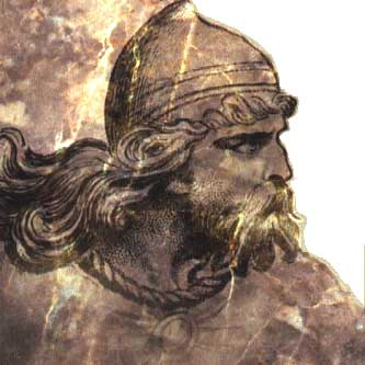 Anglo Saxon Warrior who led an uprising against the Normans in the 11th century in the East Anglian Fenlands