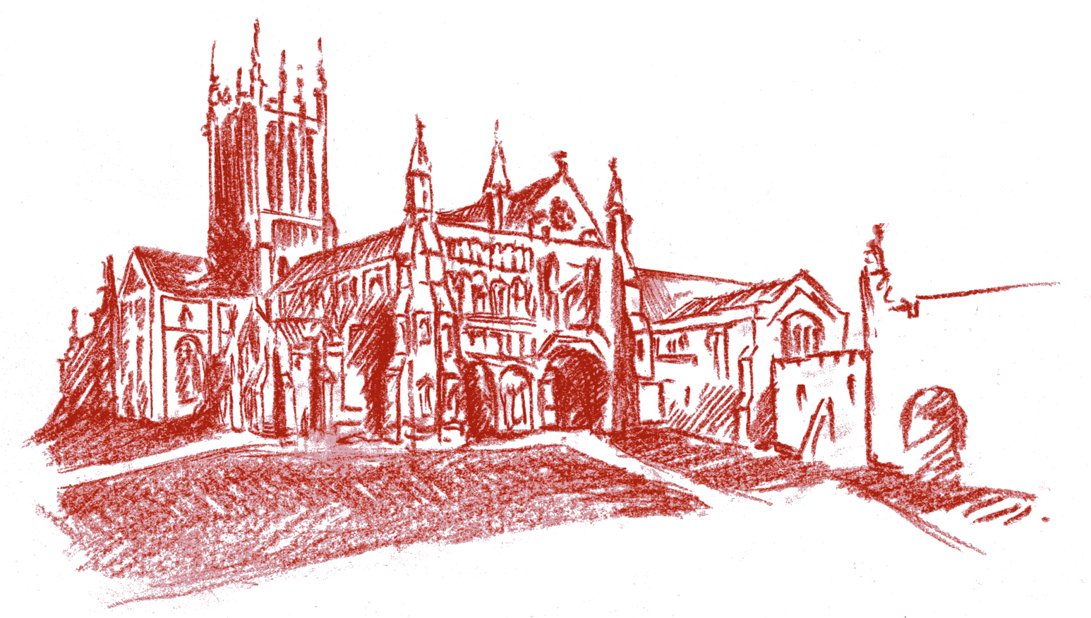 A drawing of how Dunstable Priory would have looked in the 15th Century. King Henry I founded a priory at Dunstable in 1131. In 1259 Dominican friars, known as black friars because of the colour of their costumes, arrived in Dunstable. The king granted the prior control of the town. The priors had a...