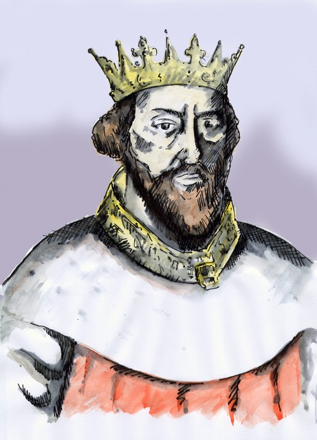 Henry was born in September 1068 