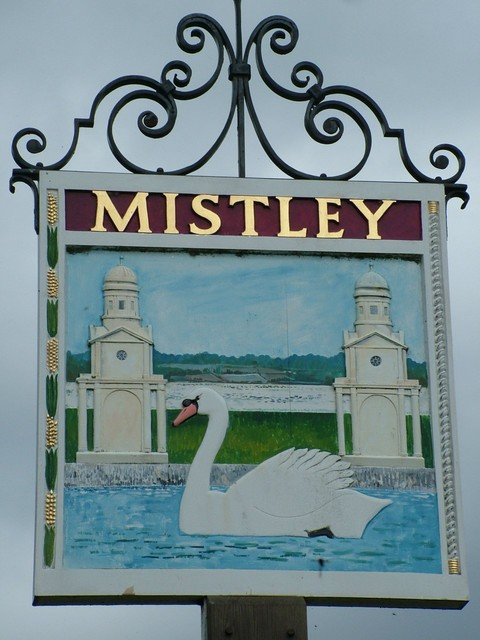 The town is associated with the Witchfinder General - Matthew Hopkins who travelled over Eastern England from 1644-46, hunting out and prosecuting witches. He would subject them to a 'swimming' test. If they floated they were hanged. He eventually arrived at Mistley where legend has it that disgrunt...
