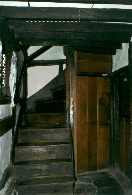 Interior Of Anne Hathaways Cottage Nen Gallery