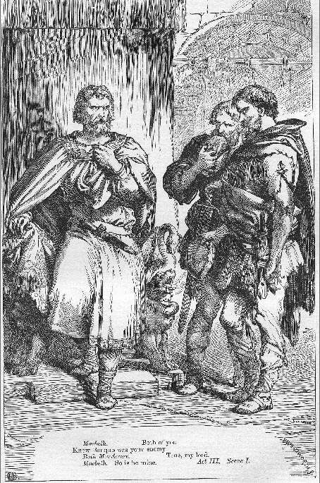 evil in macbeth and lord of The struggle between good and evil in william contrast between good and evil in the lord of the more about the struggle between good and evil in macbeth.