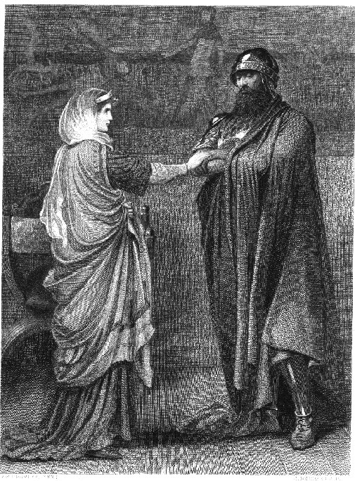 macbeths fall from greatness The relationship between macbeth and lady macbeth, acted  so that their fall is  both resounding and terrifying, a mutual loss of  as his spur, while macbeth  calls his wife dearest partner of greatness and dearest love.