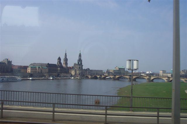The City Of Dresden East Germany E2bn Gallery