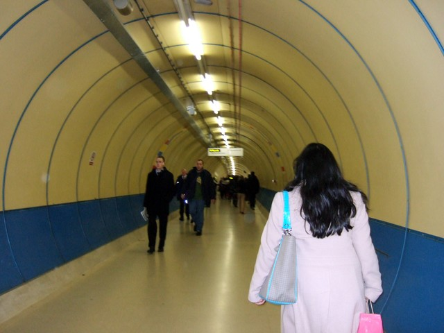 The London Underground or tube is an electric railway covering Greater London.  It runs both above and underground.  It is the oldest underground system in the world and one of the three largest in the world. Operations began in 1863 on the Metropolitan railway now largely part of the Hammersmith an...