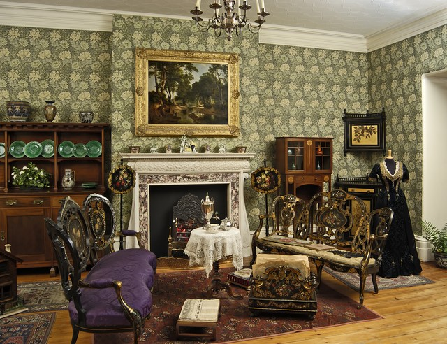 Inside a victorian house nen gallery for Drawing room pictures