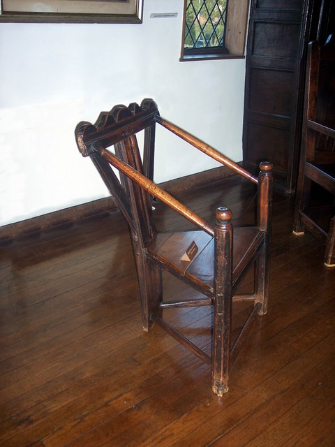 Victorian Crime and Punishment Chair: