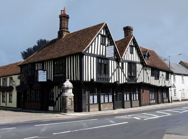 The Siege of Colchester, during the English Civil War in 1648, had a significant impact on the town. Many of the finest buildings were damaged or destroyed by cannon balls from Roundhead fire. This building, which dates from the 15th century, still bears the scars of the Siege, which lasted for 76 d...
