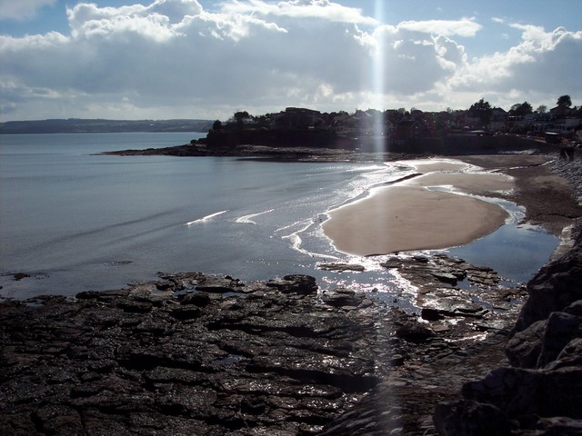 Picture taken at Torquay, Devon - early March 2006