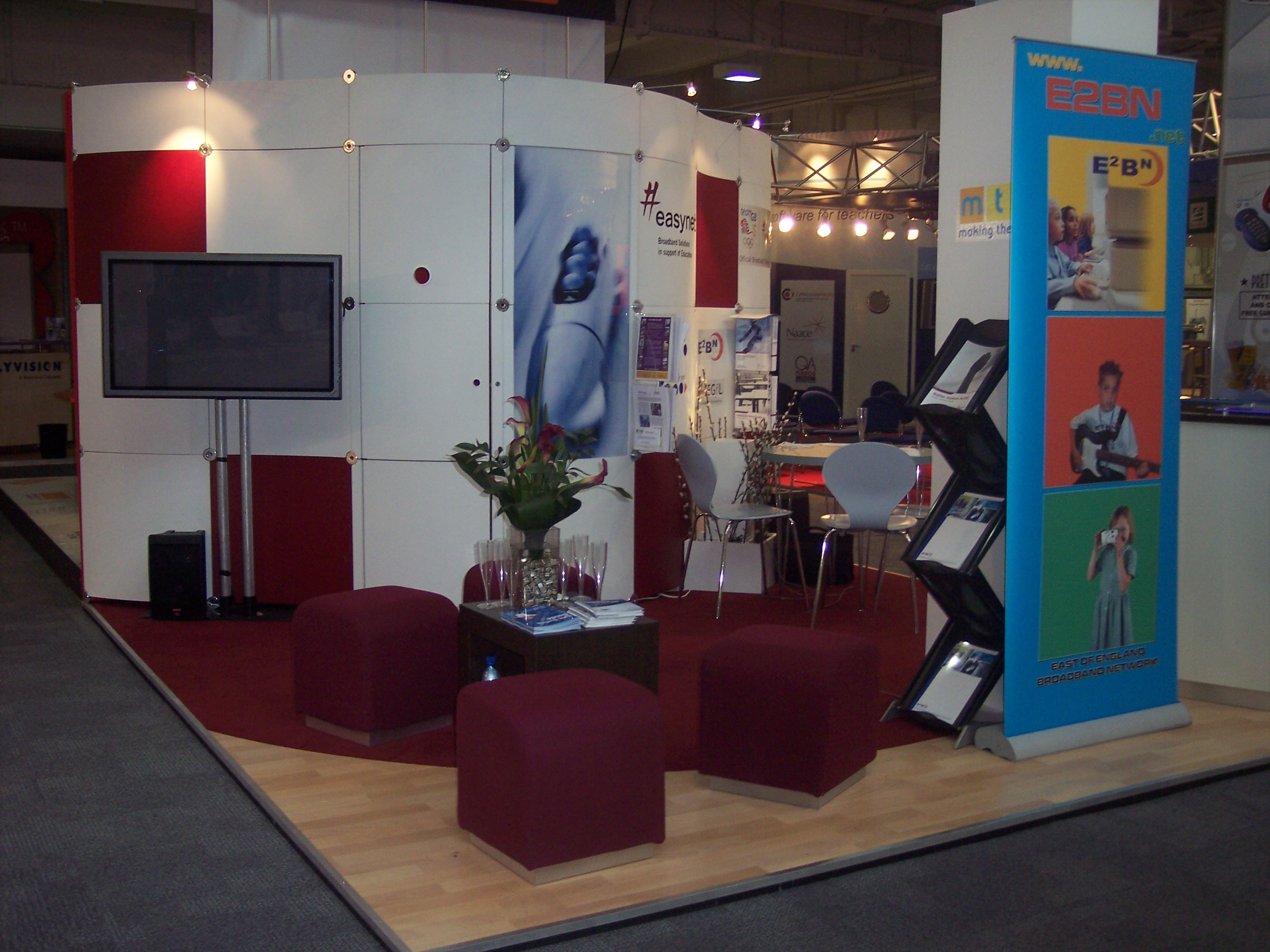 Bett Exhibition Stand Of The Year : Stand at olympia bett show
