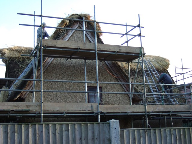 A roof will last between 20 - 70 years depending on the material used.