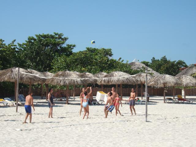 Pictured September 2006 in Varadero, Cuba