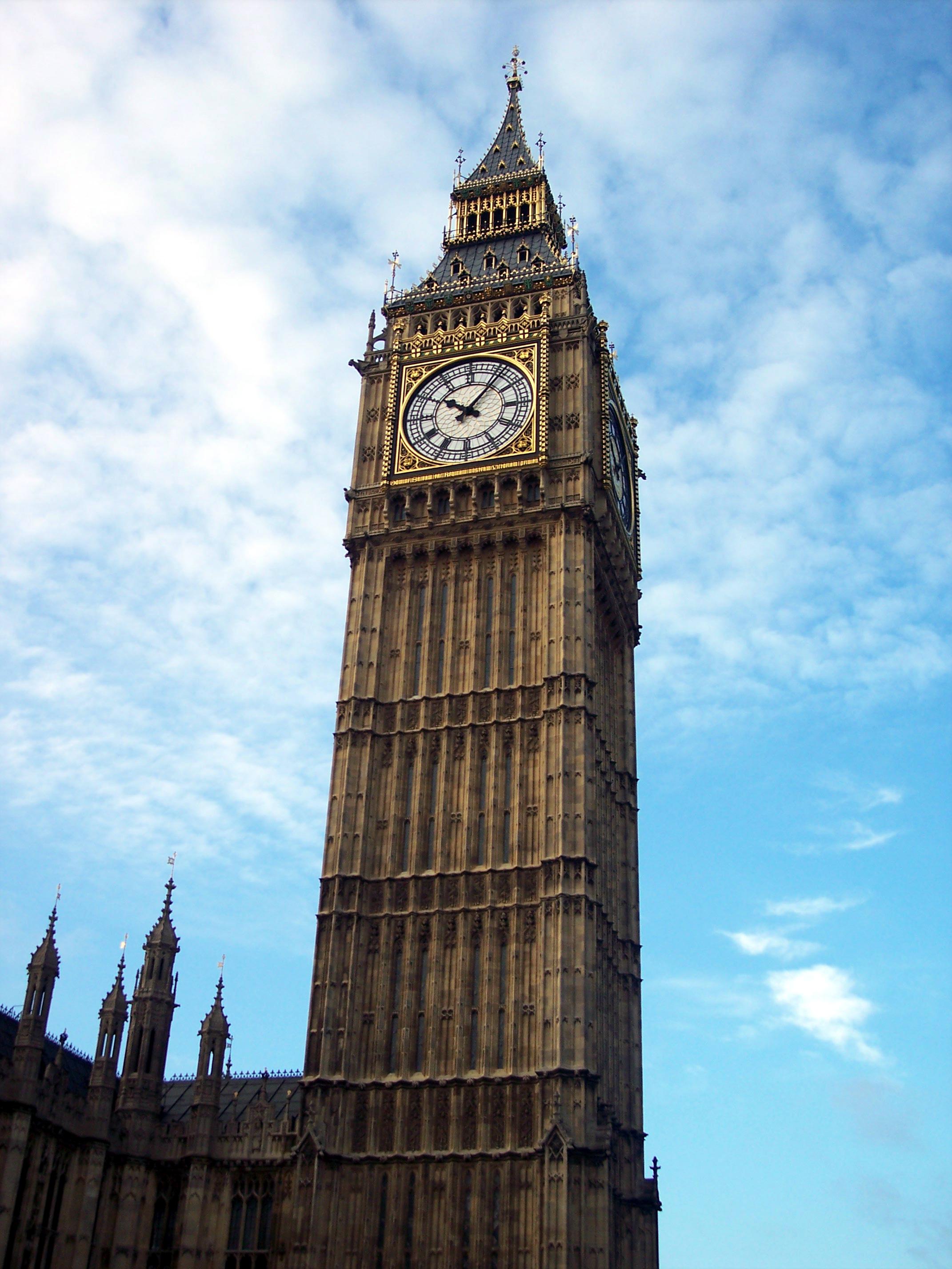 Clock Tower and Big Ben: NEN Gallery