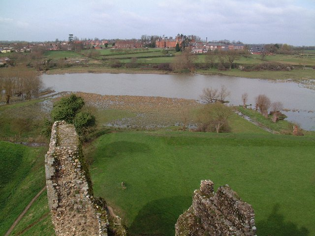 Photogaphs of Framlingham Castle, Suffolk. The castle was built in the late 12th century by Roger Bigod, Earl of Norfolk. The castle is noted for its curtain wall and mural towers. The castle was at the centre of the struggle between the Bigod earls and the crown, in particular Henry II. It was also...