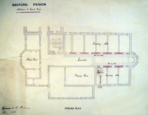 alfa img showing gt prison floor plans