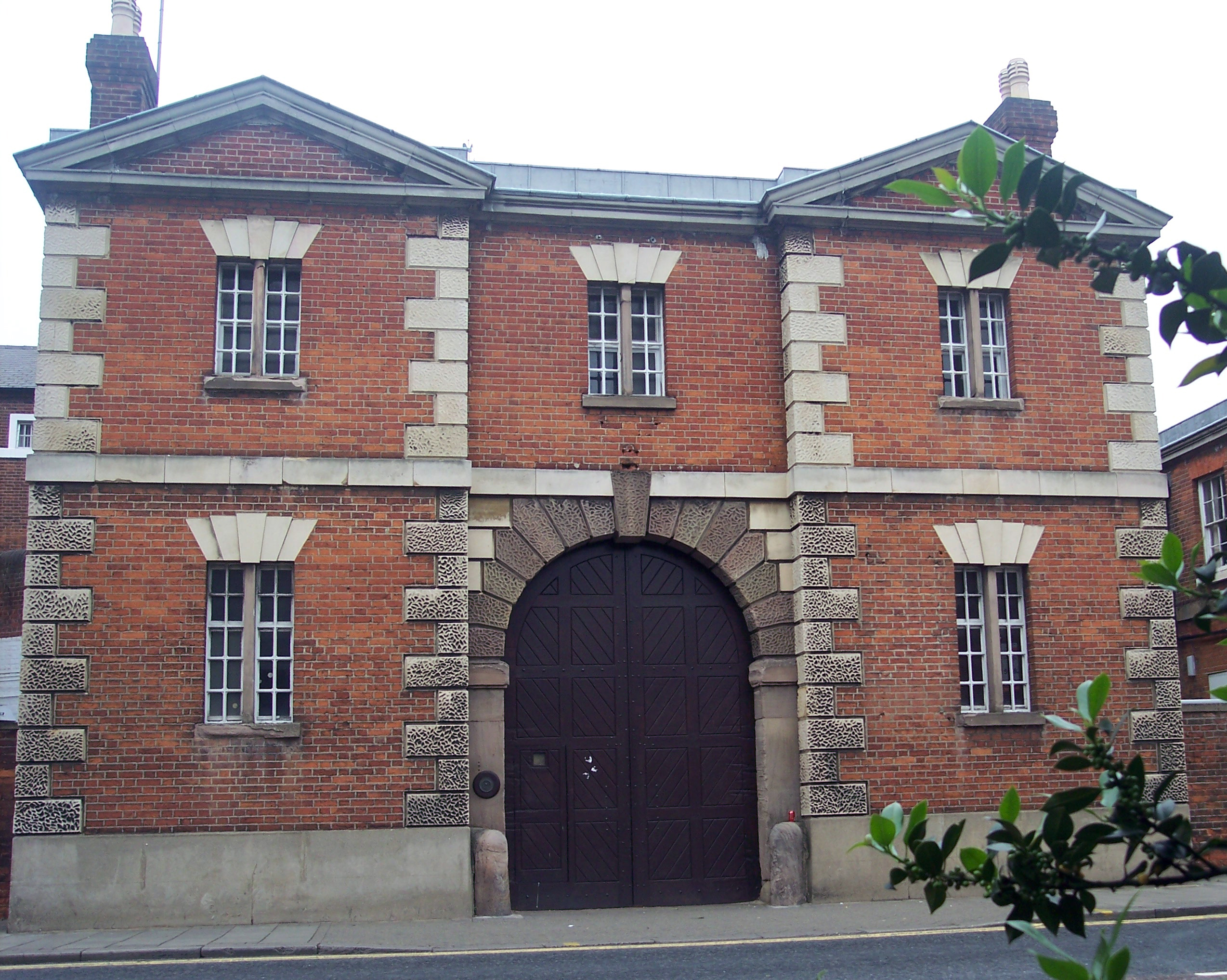 Victorian Crime and Punishment Bedford County Gaol:
