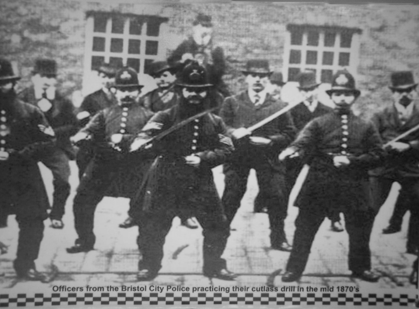 Victorian Crime And Punishment Early Police Force