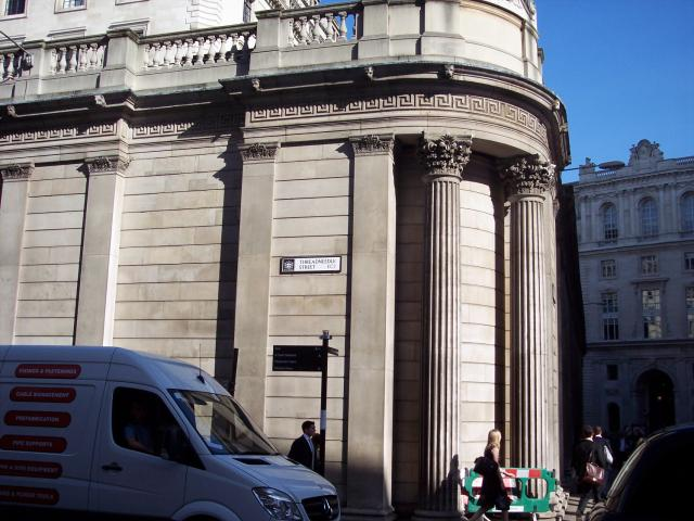 The Bank of England is the central bank of the United Kingdom, and convenes the Monetary Policy Committee, which is responsible for the monetary policy of the country. It was established in 1694 to act as the English Government's banker, and still carries out this role. The building is located in th...