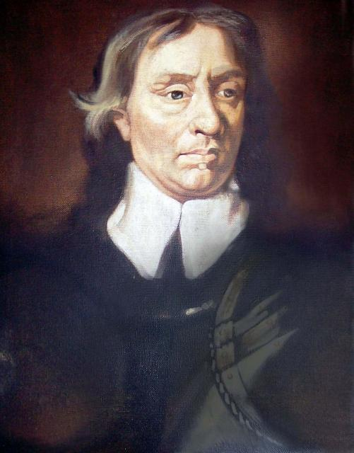 """I was by birth a gentleman, living neither in any considerable height, nor yet in obscurity"" - Oliver Cromwell.