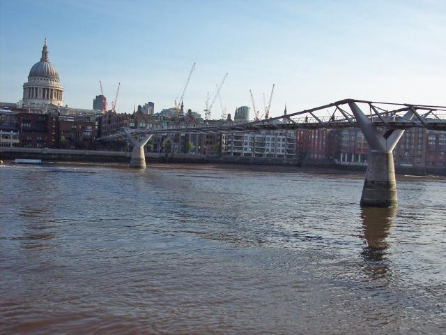 Millennium Bridge: NEN Gallery