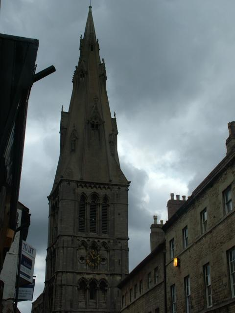 The town of Stamford is situated 100 miles north of London, just off the A1 and was once a major wool town. Many of the buildings are constructed from limestone and the town is very often used by film and TV directors.