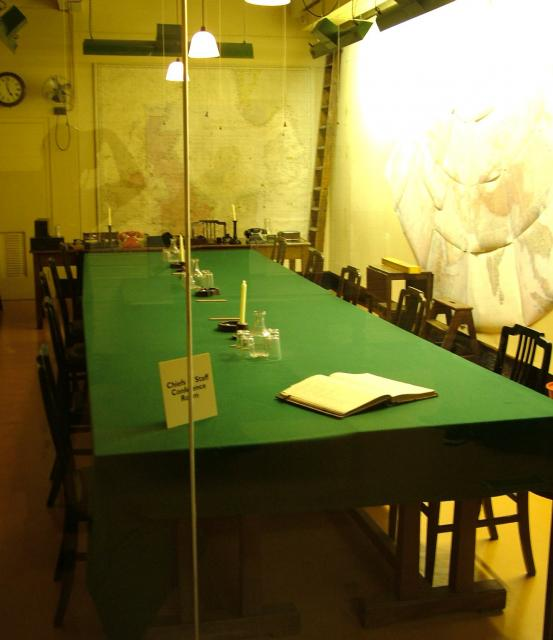 The Cabinet War Rooms are located just off Whitehall at the rear of the Treasury building, next to the Clive Steps and only a few moments walk from Downing Street. Shortly after becoming Prime Minister in May 1940, Winston Churchill visited the Cabinet War Rooms to see for himself what preparations ...