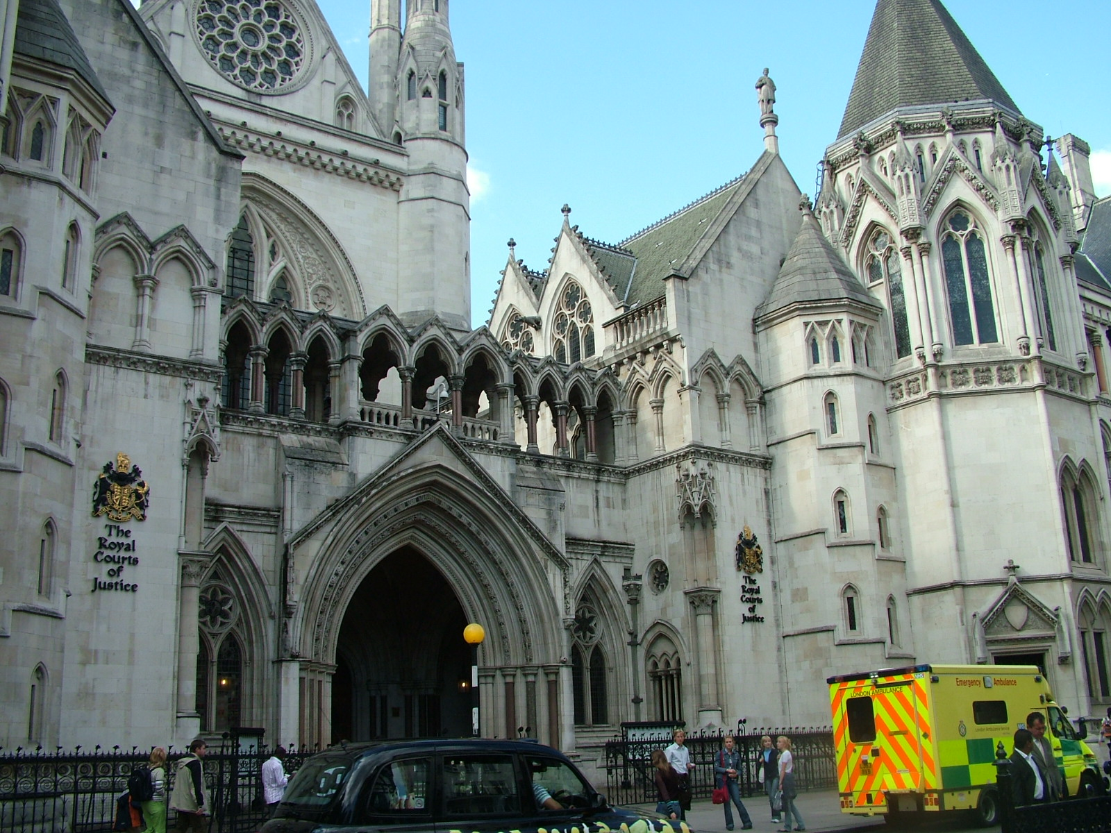 The Royal Courts of Justice was opened by Queen Victoria in 1882 and became the permanent home of the Supreme Court. The Supreme Court consists of two courts: the High Court of Justice and the Court of Appeal. The High Court consists of three Divisions dealing mainly with civil disputes: the Chancer...