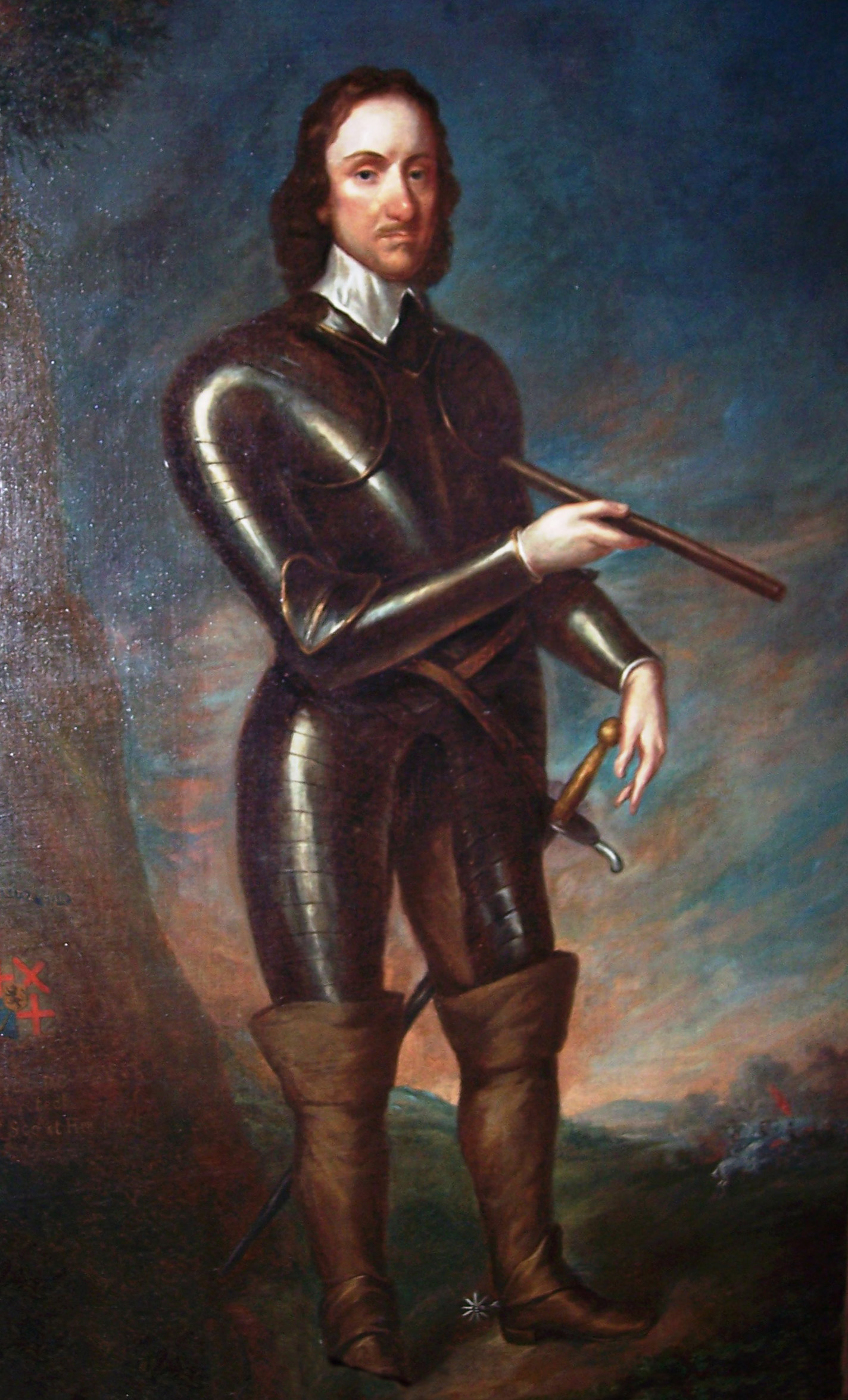 oliver cromwell Between 1653 and 1658, england was dominated by oliver cromwell (1599- 1650) born in east anglia, the son a minor gentleman, his early life was  uneventful.