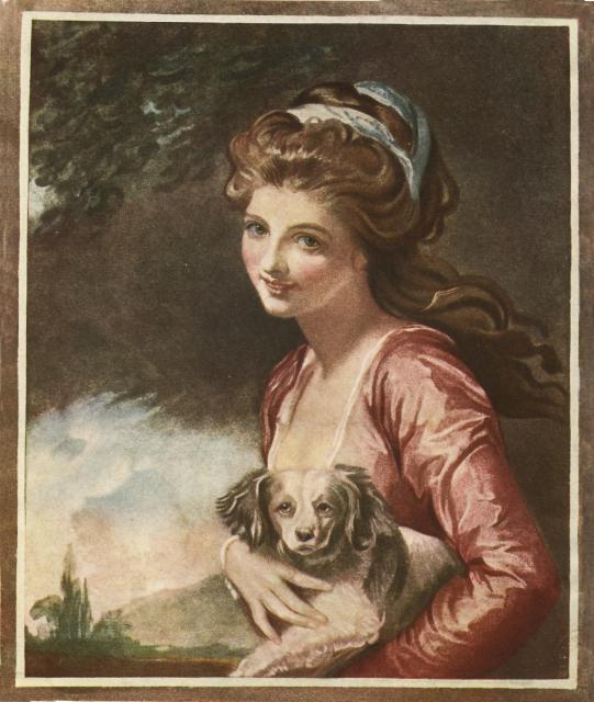 lady hamilton by romney.jpg: NEN Gallery