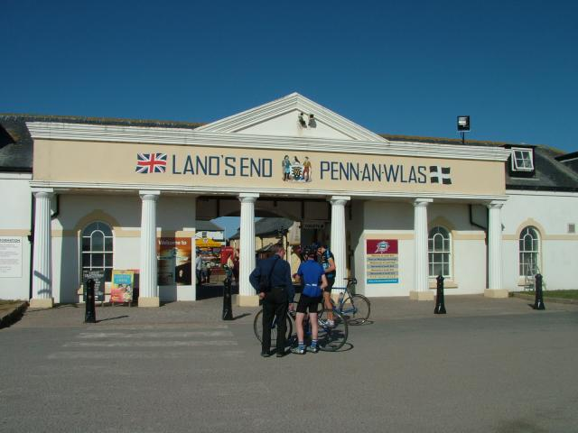 Land's End in Cornwall has always been a major tourist attraction and has now added many new features including 'Doctor Who Up Close', 'The Last Labyrinth' and 'Air Sea Rescue'.