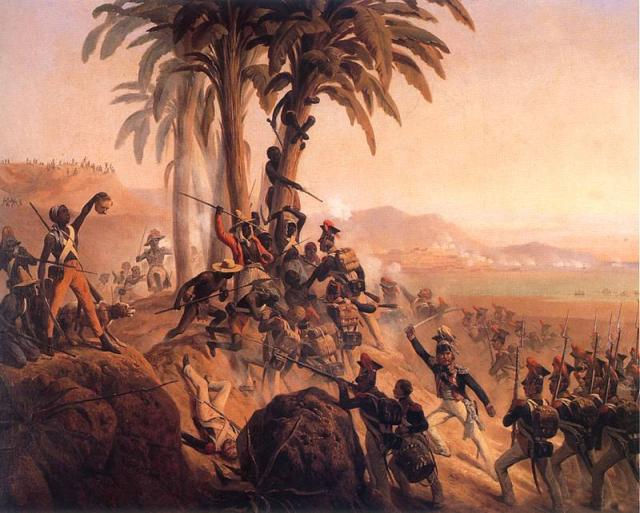 An important factor in the abolition of slavery was the impact of those enslaved people or freed former slaves that fought for freedom and their rights. From the very beginning there were slave revolts. The most successful slave revolt was that on Saint Domingue. A chain of rebellion began when Fren...
