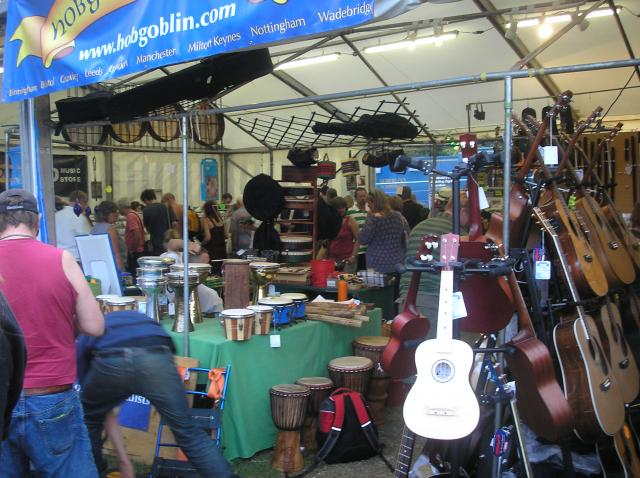 Cambridge Folk Festival takes place every year over the final weekend in July, starting on the Thursday evening and ending late on Sunday night. It is regarded around the world as the premier festival for the folk, country and world music scene and attracts performers from all the world. Around 18,0...