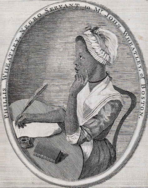 Phyllis Wheatley was a talented poet and became the first black woman in Britain to have a book published. Phyllis Wheatley had been born in Africa but kidnapped and taken to the USA at just eight years old. In the USA she became well known as a poet and she visited England in 1772. Her book of poem...