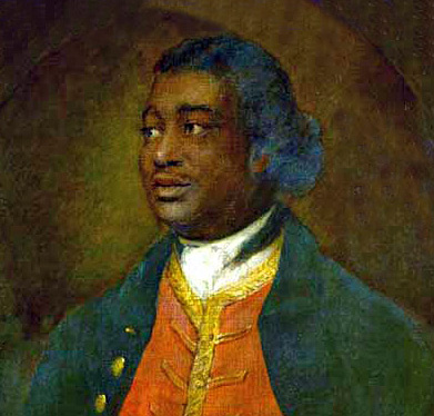 Ignatius Sancho was a composer, actor and writer. He was a neighbour and friend of Ottobah Cugoano. Sancho was born in 1729 on a slave ship and spent the first two years of his life enslaved in Grenada. His mother died when he was very young and his father killed himself rather than become enslaved....