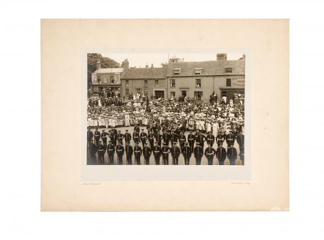 Ely Market Place.