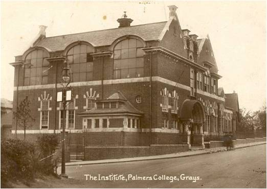 The Institute Palmers College Grays NEN Gallery