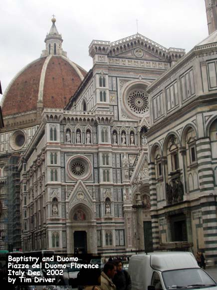piazza del duomo florence history italy - photo#25