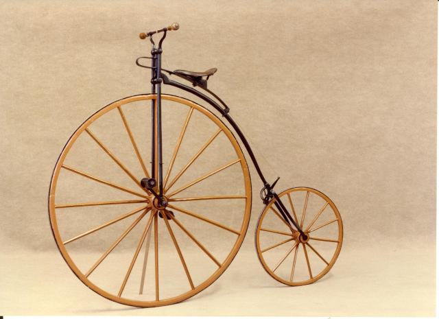 penny farthing uses