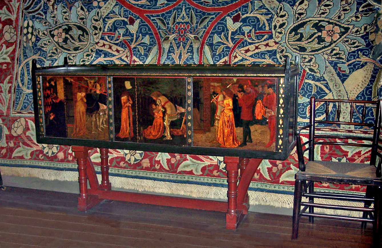 William Morris Cabinet E2bn Gallery