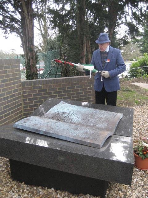 The Poles at Bletchley Park played a key part in the war effort. They were gifted mathematicians and developed mechanical aids such as the Bomba and the Cyclometer. A monument has been erected in their honour.