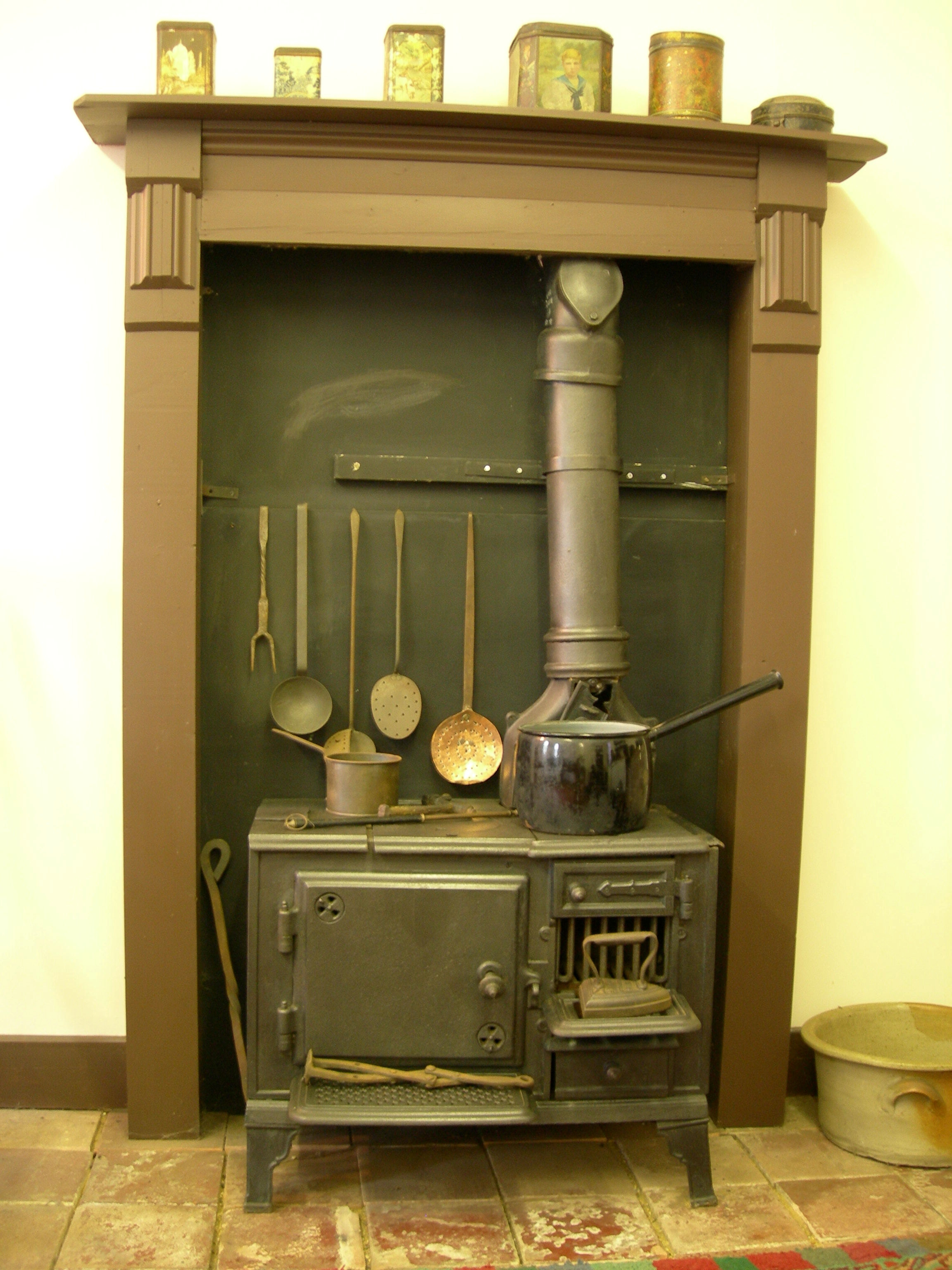 victorian kitchen range nen gallery