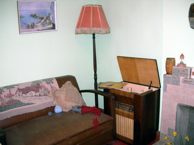 Brilliant Living Room 1950s And Decorating