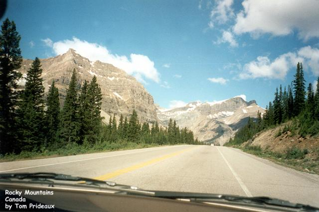 Rocky Mountains, Canada