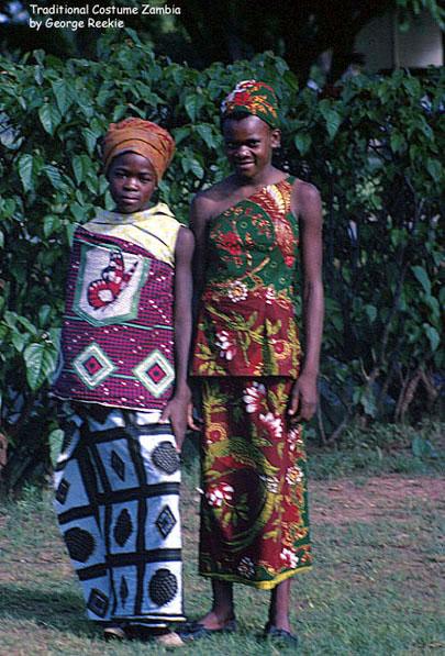 zambia traditional costume nen gallery