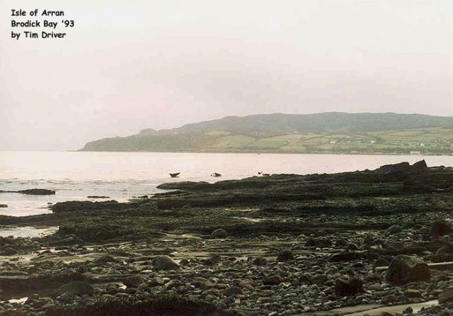 Brodick Bay, Isle of Arran (1993)