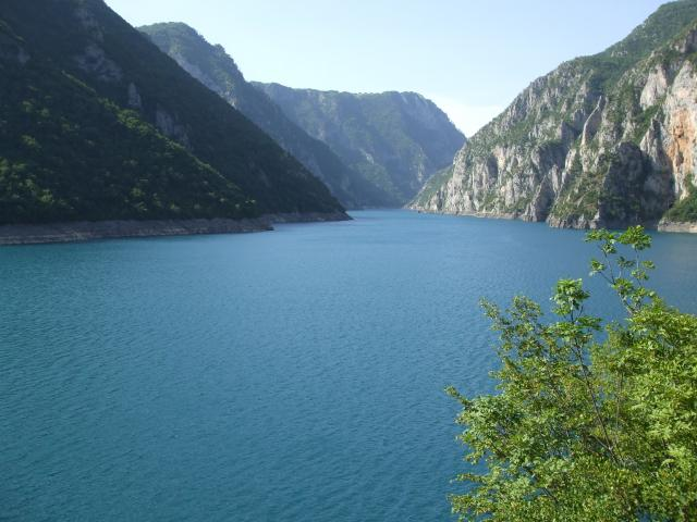 Tara Canyon - Europe's longest and second deepest canyon.