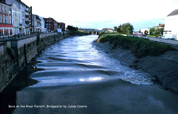 Bridgwater - Bore on the River Parrett