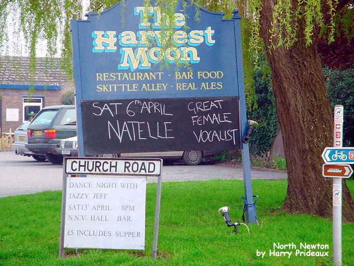 The Harvest Moon Church Road