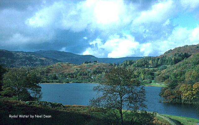 Rydal Water, Lake District