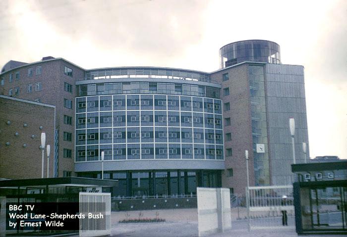 BBC Television Centre NEN Gallery